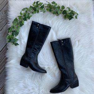 Dr Scholl's Mid Calf Boots Black